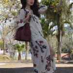 Coming Up Roses – Look vestido floral Rosegal