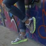 Tênis de Led Vizzano – Junior Calçados