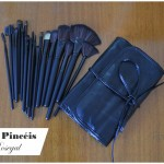 Resenha: Kit de Pincéis Rosegal!