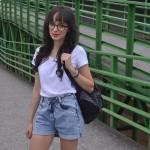 I Wear Glasses – Look jeans e t-shirt