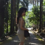 I Wanna Be Yours – Look vestido suede