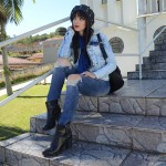 Rise Up – Look com Boina
