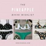 Wishlist: Pineapple Bikini Rosegal!