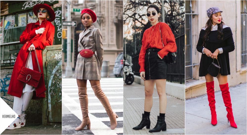 ad8c18664b Tendências de moda outono inverno 2018! - Ela Inspira